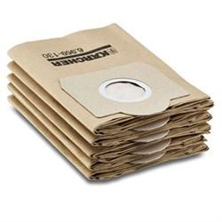 Karcher 6.959-130.0 мешки для пылесоса WD 3.200, 3.300, 3.500, SE 4001, 4002, MV 3 P - фото 10358