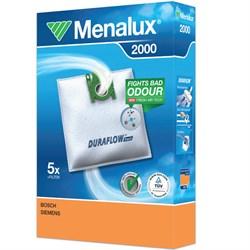 Набор пылесборников из микроволокна Menalux 2000 5шт для Bosch тип G - фото 10472