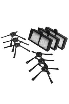 Набор фильтров и насадок Menalux MRK03 для роботов-пылесосов LG - фото 10511