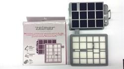 Набор фильтров для пылесоса Zelmer  Ceres ZVC352, Ceres ZVC355, Ceres VC3300 - фото 10855