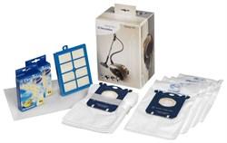Electrolux USK3 Starter Kit s-bag e201 8шт, hepa efh13w - набор расходников - фото 10955
