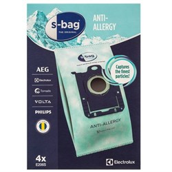 Пылесборник  Electrolux E206S  S-BAG Hepa Clinic Anti-Allergi (HR8026) - фото 11463