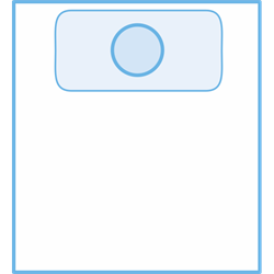 Набор пылесборников из микроволокна NeoLux ES-01 (10шт) - фото 4055