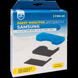 HEPA-фильтр NeoLux FSM-05 для Samsung - фото 4149