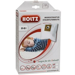 Набор пылесборников из микрофибры Holtz SI-01 для Bosch (BBZ41FGXXL) - фото 4175
