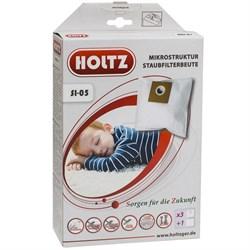 Набор пылесборников из микрофибры Holtz SI-05 для Bosch (BBZ41FP) - фото 4179