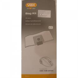 Пылесборники из нетканного материала Vax 1-1-130540-00 для пылесоса С90-42S, C90-43S - фото 4811