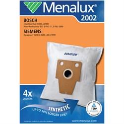 Набор пылесборников из микроволокна Menalux 2002 4шт (тип P) - фото 4861