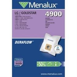 Набор пылесборников из микроволокна Menalux 4900 5шт для LG - фото 4944