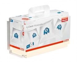 Miele GN HyClean 3D Efficiency MaxiPack оригинальные мешки для пылесоса тип G/N - фото 4967