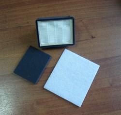 Комплект фирменных фильтров Vax 1-1-130538-00  для пылесоса Vax C90-42S - фото 5016