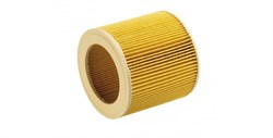Патронный HEPA фильтр для пылесосов Karcher 1000, A 1000, 20xx-23xx, A 20xx-23xx, A 25xx, 2901, A 2901, 4000 (6.414-552) - фото 5067
