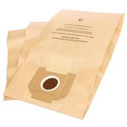 AIR Paper P-201/3 бумажный мешок-пылесборник для профессиональных пылесосов 3 шт. для Bosch GAS15, GAS20, GAS1200 - фото 6793