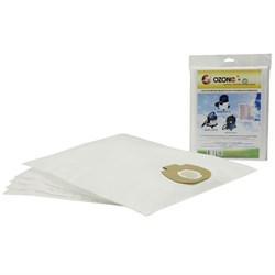 Синтетические мешки OZONE MXT-403/5 5 шт для пылесосов MAKITA - фото 9760