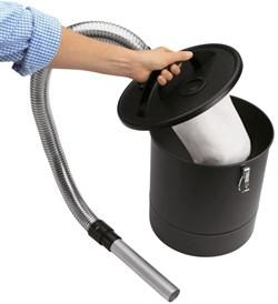 Фильтр для золы и крупного мусора Karcher 2.863-161 с фильтром тонкой очистки - фото 9835