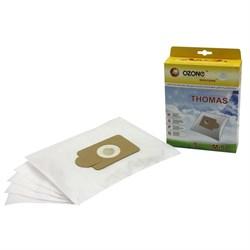 Пылесборники синтетические OZONE microne M-52 (5 шт.) для пылесосов Thomas SmartTouch, Eio - фото 9943