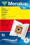 Набор пылесборников из микроволокна Menalux 1803 4шт для Hoover