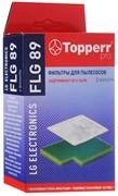 Набор фильтров Topperr FLG89 для пылесосов LG