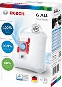 "Мешки-пылесборники Bosch PowerProtect, тип ""G ALL"", 4 шт."