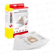 Синтетические мешки-пылесборники Ozone M-60 для пылесосов THOMAS