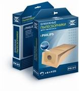 Набор бумажных пылесборников NeoLux PH-01 для Philips