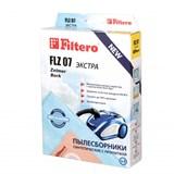 Мешки-пылесборники Filtero FLZ 07 ЭКСТРА, 4 шт, синтетические для Bork, Zelmer