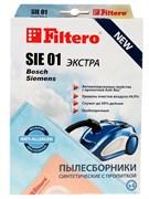 Набор пылесборников из микроволокна Filtero SIE 01 Экстра для пылесосов Bosch (тип G)