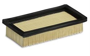 Karcher 6.414-971 Плоский складчатый фильтр с нано покрытием для пылесосов Karcher WD 7.000, WD 7.200, WD 7.300, WD 7.500, WD 7.700