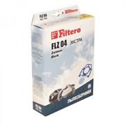 Мешки-пылесборники Filtero FLZ 04 ЭКСТРА, 4 шт, синтетические для Zelmer