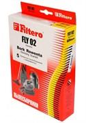 Мешки-пылесборники Filtero FLY 02 Standard, 5 шт, бумажные