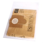 Комплект оригинальных бумажных пылесборников для пылесосов DeWALT D 27900, DWV902LP, DWV902M