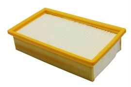Фильтр складчатый из полиэстера для пылесоса  Bosch GAS 35