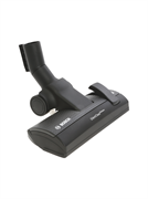 Щётка для пола Bosch SilentClean Premium, переключаемая, чёрная