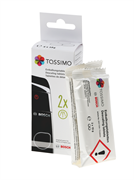 Таблетки от накипи Bosch для кофемашин Tassimo (00311530), 4 шт