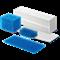 Промо набор фильтров для Thomas HTS01P3 - 3 комплекта - фото 4091