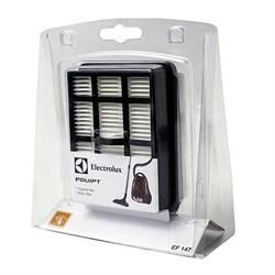 Electrolux EF147 набор фильтров для пылесосов Equipt EEQ10, EEQ20, EEQ30, ZANEQ10 - фото 10364