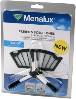 Набор фильтров и насадок Menalux MRK01 для роботов-пылесосов Irobot roomba 500 серий - фото 10636