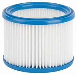 Фильтр гофрированный универсальный Bosch 2607432024 для пылесосов Bosch GAS15, GAS20, GAS1200 - фото 10665