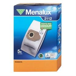 Набор пылесборников из микроволокна Menalux 2112 5шт для Rowenta Silence Force - фото 10916