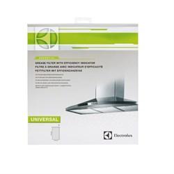 Фильтр для вытяжки жировой универсальный с индикатором насыщения Electrolux E3CGB001 Grease Filter - фото 11088