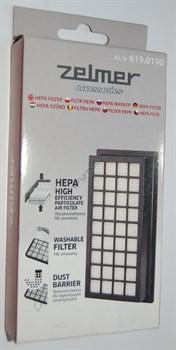 HEPA фильтр Zelmer A6190190.00 для 519-й, 619-й серии Wodnik Trio - фото 11238