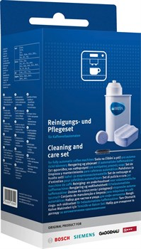 Bosch 00311965 Набор чистящих средств для ухода за кофемашинами - фото 11435