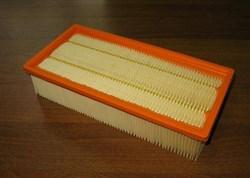 Kentek AP3003 Плоский складчатый фильтр для пылесосов Karcher 6.904-156 - фото 11675