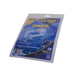 Набор фильтров EURO Clean EUR-H21 для пылесосов Thomas - фото 12008
