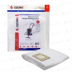 Синтетические мешки-пылесборники Ozone MXT-203/5 для пылесосов Bosch Advanced Vac20 - фото 12156