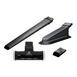 Набор насадок Electrolux KIT15 к аккумуляторным пылесосам для уборки автомобиля и мебельных поверхностей - фото 12382