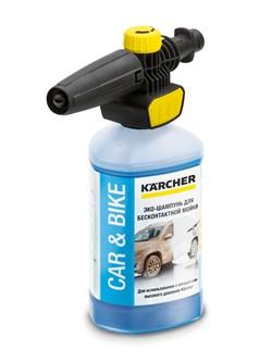 Karcher 2.643-142 Пенная насадка для бесконтактной мойки + 1л пена - фото 12705