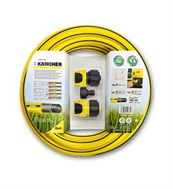 Karcher 2.645-156 комплект шланг 3/4 10m, коннекторы и пистолет - фото 12721