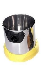 Нижняя часть корпуса пылесоса Karcher 4.440-011 металлическое ведро без колес - фото 12784