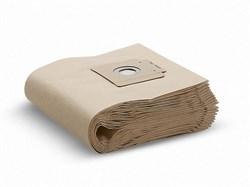 Karcher 6.907-019 мешки для пылесоса T15/1,17/1 10шт - фото 12923